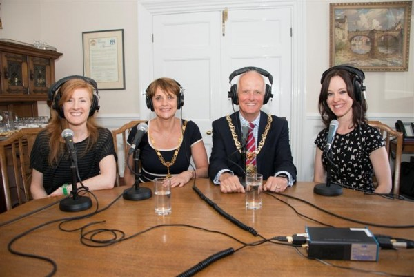 'On Air' at the Town Hall