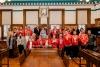 Isle of Man Special Olympics team meet the Mayor
