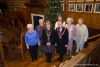 Waverley Court Social Club members socialise at the town hall