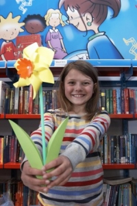 Blooming great Easter activities at Henry Bloom Noble Library