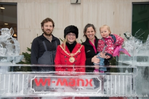 Mayor joins Christmas happenings in the capital