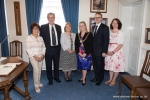 Presiding Officers of Tynwald guests of the Mayor and Mayoress