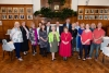 Outgoing Mayor recognises support of staff, family, friends and volunteers