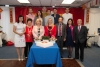 'Mane' event: Mayor observes lion dance at IOM Chinese Association's 4th anniversary event