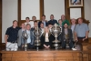 St  George's Football Club scores visit to town hall