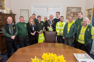 Trio of Keep Britain Tidy awards recognised