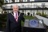 Blue plaque in honour of Sophia Goulden unveiled