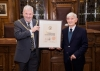 Nicholson illuminated address gifted to Council