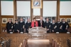 Douglas coastguard rescue team welcomed to town hall