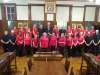 Roc Vannin Choir welcomed to Town Hall