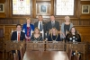 Mayor extends thanks to BHS sixth form team