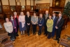 Manx Lottery Trust representatives meet the Mayor and Mayoress