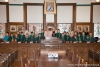 1st Douglas Cubs welcomed to town hall