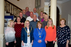 Fundraisers' support recognised
